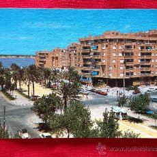 Postales: POSTAL SANLUCAR DE BARRAMEDA CALZADA DEL EJERCITO. Lote 36955935