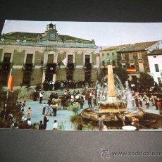 Postales: BAILEN JAEN PLAZA DE JOSE ANTONIO. Lote 37016481