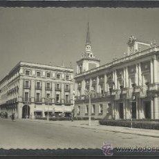 Postales: HUELVA - 2 - GRAN VIA Y AYUNTAMIENTO - ED. SICILIA - (15.559). Lote 37204871