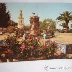Cartes Postales: MORON DE LA FRONTERA. Nº 2001. ARRIBAS. Lote 37222598