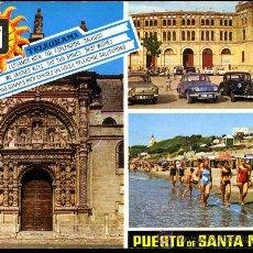 Postales: PUERTO DE SANTA MARIA (CADIZ).- IGLESIA MAYOR PRIORAL.... Lote 37269748