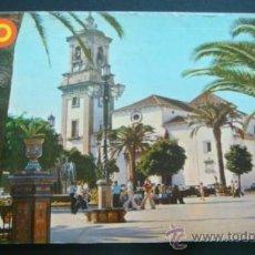 Postales: 16. POSTAL MODERNA ALGECIRAS LA LINEA CADIZ. Lote 37307868