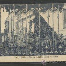 Postales: SEVILLA - 501 - VIRGEN DE LA ESPERANZA MACARENA - MANUEL BARREIRO - (15.892). Lote 37337079