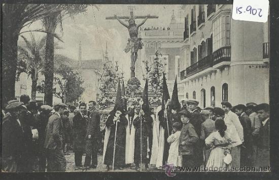 SEVLLA - 519 - CRISTO DE LA EXPIRACION -MANUEL BARREIRO - (15.902) (Postales - España - Andalucía Antigua (hasta 1939))