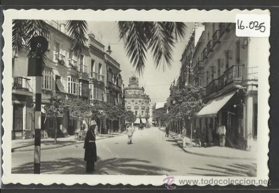 JEREZ DE LA FRONTERA - 5 - CALLE DE RAMON Y CAJAL - ED. ARRIBAS - (16.035) (Postales - España - Andalucía Antigua (hasta 1939))