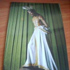 Postales: POSTAL CRISTO HUMILLACION SEMANA SANTA MALAGA. Lote 37669393