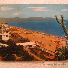 Postales: TORREMOLINOS-MÁLAGA (ANDALUCÍA), CIRCULADA, T6911. Lote 37523443