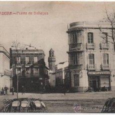 Postales: CORDOBA, PUERTA DE GALLEGOS, EDIT.LARA Y GARCIA. Lote 37587902