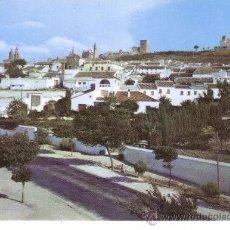 Postales: SEVILLA - ESTEPA - PANORAMICA DE LA CIUDAD. Lote 37694676