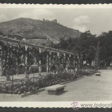 Postales: JAEN - 71 - EL PARQUE DE JARDINES - FOTOGRAFICA ARRIBAS - (16477). Lote 37717807