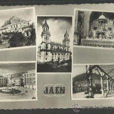 Postales: JAEN - 157 - VARIAS VISTAS - FOTOGRAFICA ARRIBAS - (16480). Lote 37717867