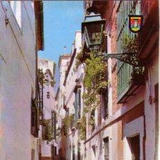 Postales: SEVILLA - CALLE DE LA PIMIENTA - HELIOTIPIA ARTISTICA ESPAÑOLA 1962. Lote 37749820