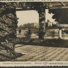 Postales: CADIZ - 18 - ALAMEDA DEL MARQUES DE COMILLAS - ROSIN FOTO - (16595). Lote 37802532