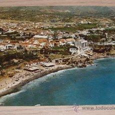 Postales: POSTAL DE NERJA - VISTA PARCIAL AÉREA - MÁLAGA - 1964 - ESCUDO DE ORO. Lote 37925860