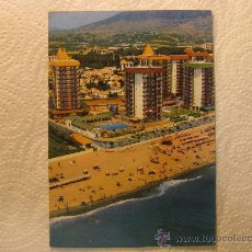 Postales: FUENGIROLA-COSTA DEL SOL (ANDALUCÍA), CIRCULADA, T7516. Lote 37988797