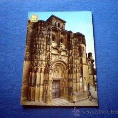 Postales: POSTAL ARCOS DE LA FRONTERA FACHADA PRINCIPAL IGLESIA DE SANTA MARIA NO CIRCULADA. Lote 38091640
