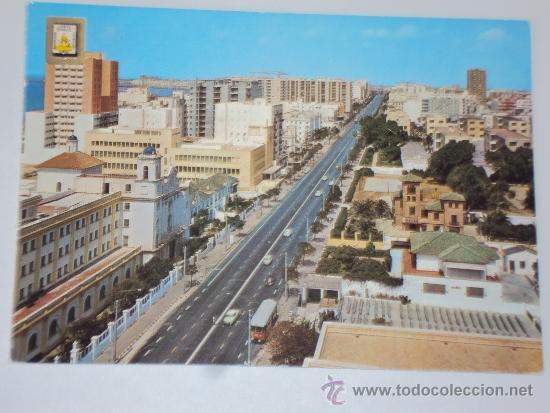 CADIZ. AV.LOPEZ PINTO. (Postales - España - Andalucia Moderna (desde 1.940))