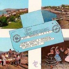 Postales: POSTAL A COLOR Nº 31 MARBELLA ESCRITA EDICIONES ALARDE. Lote 38127926