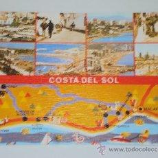 Postales: COSTA DEL SOL.. Lote 38178105