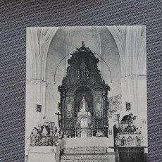Postales: POSTAL. PUERTO PALOS. ALTAR DONDE ORÓ COLÓN. CENTENARIO DE LA INDEPENDENCIA ARGENTINA 1910.. Lote 53513691