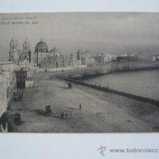 Cartes Postales: POSTAL CÁDIZ. BARRIO DEL SUR. HAUSER Y MENET. Nº 2039.. Lote 38345129