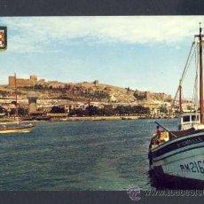 Postales: POSTAL DE ALMERIA: VISTA PARCIAL Y PUERTO (ED. DOMINGUEZ NUM. 23). Lote 38431760