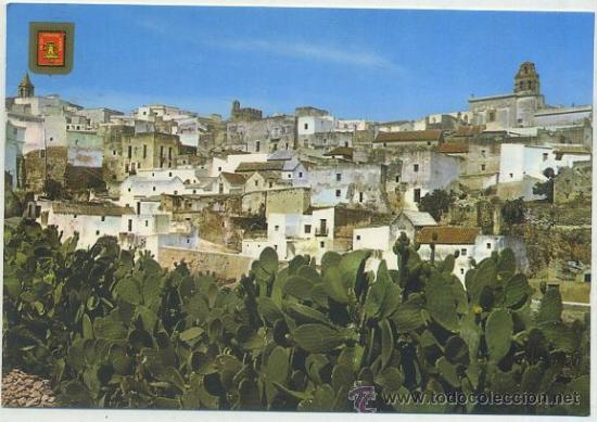 POSTAL DE VEJER DE LA FRONTERA. CADIZ. BARRIO BAJO Nº 1 P-ANVEJ-018 (Postales - España - Andalucia Moderna (desde 1.940))