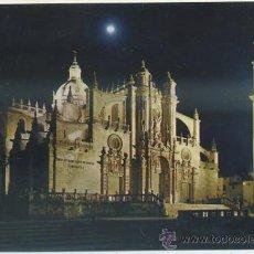 Postales: POSTAL DE JEREZ DE LA FRONTERA. COLEGIATA Nº 9001 P-ANJE-201,2. Lote 38519295