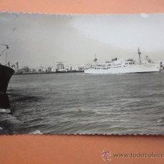 Postales: BAHÍA Y CORREO DE CÁDIZ.. Lote 38643553