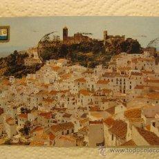 Postales: CASARES (COSTA DEL SOL), CIRCULADA, T8631. Lote 38705357