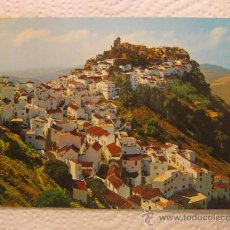Postales: CASARES (COSTA DEL SOL), CIRCULADA, T8633. Lote 38705359