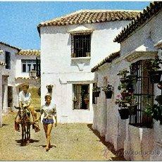 Postales: POSTAL MALAGA - COSTA DEL SOL. Lote 38713661