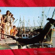 Postales: POSTAL SANLUCAR DE BARRAMEDA AÑOS 60. Lote 38746928