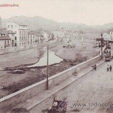 Postales: MALAGA. EL GUADALMEDINA.. Lote 38770477