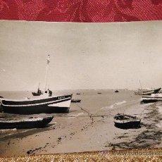 Postales: FOTOGRAFIA POSTAL SANLUCAR DE BARRAMEDA AÑOS 50. Lote 38773890
