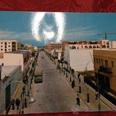 Postales: POSTAL SANLUCAR DE BARRAMEDA AÑOS 70. Lote 38778315