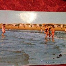 Postales: POSTAL SANLUCAR BARRAMEDA AÑOS 70. Lote 38778330
