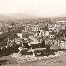 Postales: MALAGA - VISTA PARCIAL FOTO CORTES CIRCULADA EN 1952. Lote 38830525