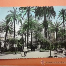 Cartes Postales: PLAZA CASTELAR. CÁDIZ.. Lote 38902007