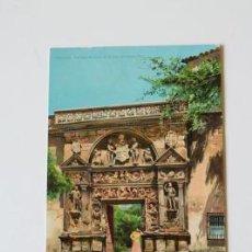 Postales: POSTAL. CÓRDOBA. FACHADA EXTERIOR DE LA CASA GERÓNIMO PÁEZ. GARCÍA Y RODRÍGUEZ 1904.. Lote 38925258