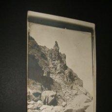 Postkarten - SIERRA NEVADA GRANADA POSTAL FOTOGRAFICA HACIA 1915 - 38938937