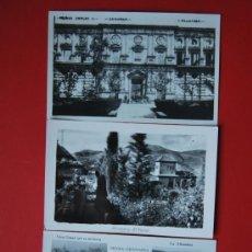 Postales: LOTE DE 3 POSTALES DE GRANADA. Lote 39061210