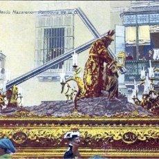 Postales: SEMANA SANTA DE SEVILLA: JESÚS NAZARENO. PARROQUIA DE LA O. MANUEL BARREIROS Nº 525. Lote 39249044