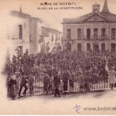 Postkarten - MINAS DE RIOTINTO - PLAZA DE LA CONSTITUCION - SIN CIRCULAR - 39299490