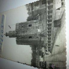 Postales: ANTIGUA POSTAL DE LA TORRE DEL ORO - SEVILLA - VER CAMIONES. Lote 39344646