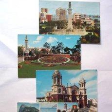 Postales: 4 POSTALES CADIZ Y ALGECIRAS / AÑOS 60 - 70 / OFERTA. Lote 39352558