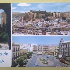 Postales: VISTAS DE ALMERÍA. ED. ARRIBAS. Lote 39369409