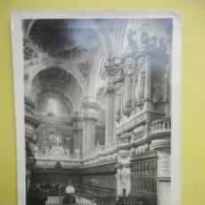 Cartes Postales: CATEDRAL CORO Y ORGANO. JAÉN. ED. ARRIBAS. Lote 39386243