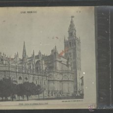 Postales: SEVILLA - CATEDRAL - (17740). Lote 39517060
