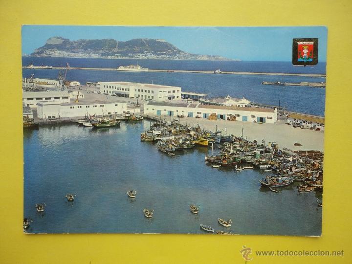 BAHÍA DE ALGECIRAS, Y PEÑÓN DE GIBRALTAR. ED. SUBIRATS CASANOVAS (Postales - España - Andalucia Moderna (desde 1.940))